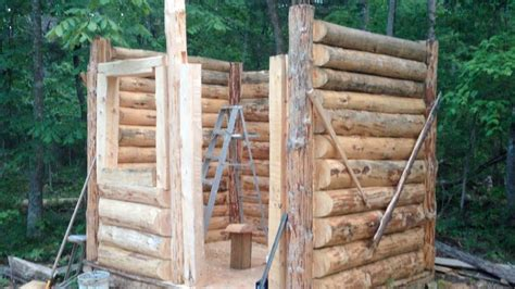 10' X 8' Log Cabin Episode 12