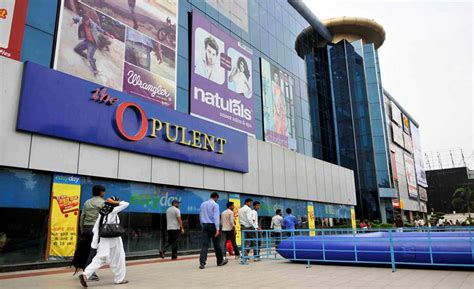 The Opulent Mall - the opulent mall in ghaziabad shopping mall in ghaziabad