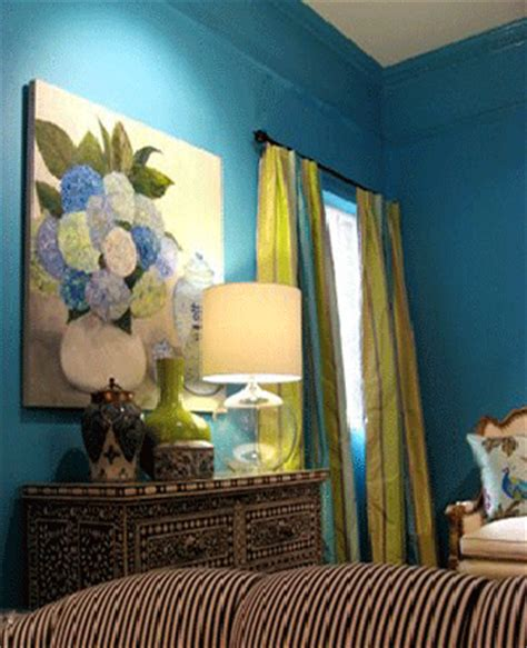 blue green interior color schemes living room decorating