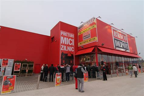 Romanian Praktiker Stores Are Converted To Brico Dépôt