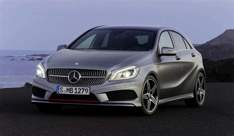 New Car Maker by Mercedes A Class New Hatch About New Customers Not