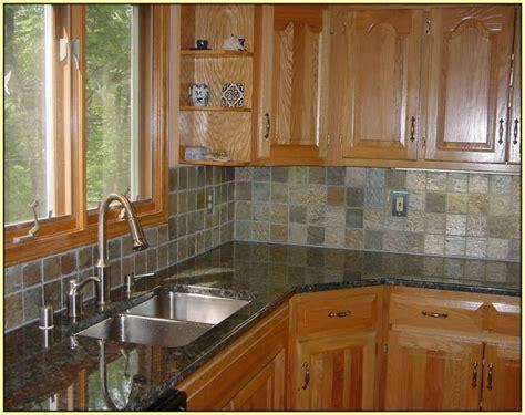 slate backsplashes for kitchens slate mosaic tile backsplash roselawnlutheran 5308