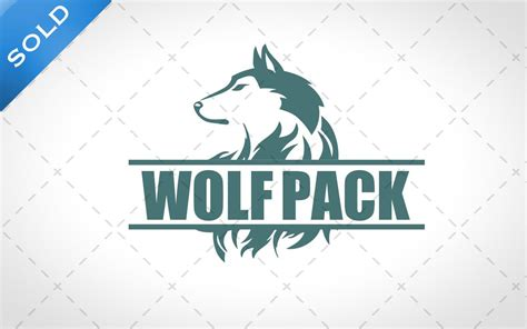 wolf logo for sale lobotz