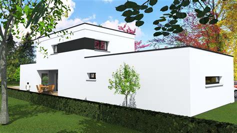 cabinet de maitrise d oeuvre cabinet de maitrise d oeuvre c 178 maison contemporaine en toit plat sur soultz haut rhin 68 by