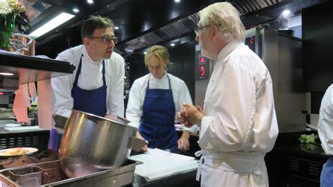 grand chef de cuisine avant première gagnaire relance la gastronomie à