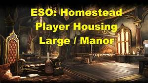ESO Homestead: Large / Manor Homes Preview - YouTube