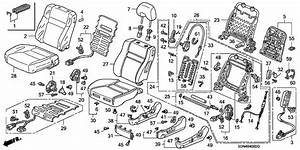 2004 Honda Accord Parts Diagram
