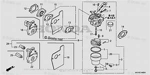 Honda Lawn Mower Parts Hrx217 Hxa Vin  Maga