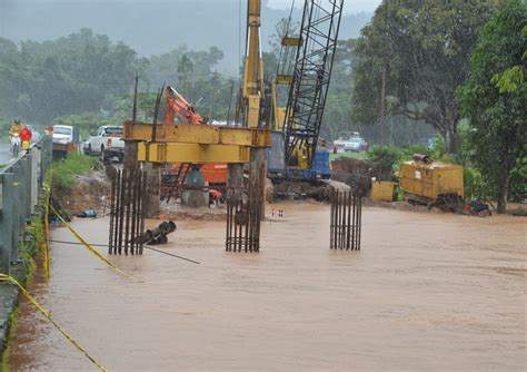 How Does Wet Weather Affect Construction?