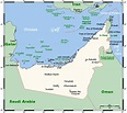 Geography of the United Arab Emirates - Wikipedia