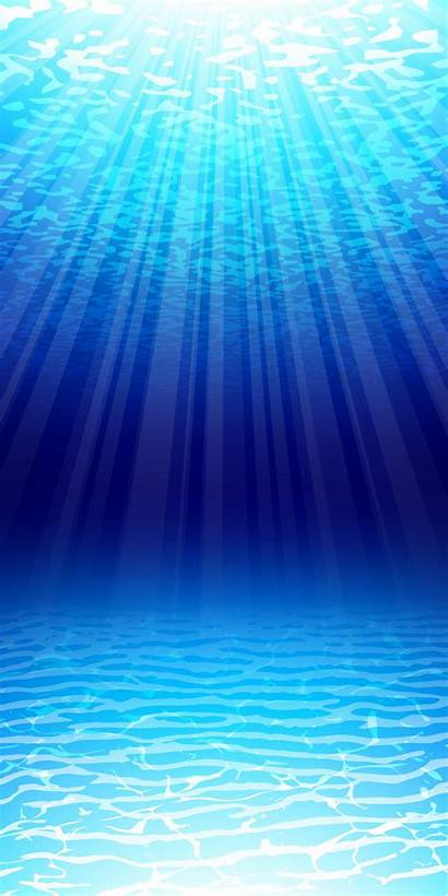 Water Sea Dream Laut Clipart Latar Belakang