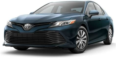 colors    toyota camry