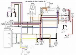 Harley Davidson Tail Light Wiring Diagram