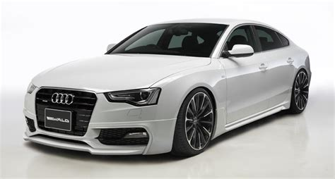 Wald Audi A5 Sport Line Preview
