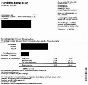 Rechnung Rechtsanwalt Nicht Bezahlen : watchlist internet rechnung f r handelsregistereintrag ~ Themetempest.com Abrechnung