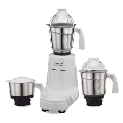 Buy Preethi MG 159 Eco Chef Mixer Grinder MG 159 Online at