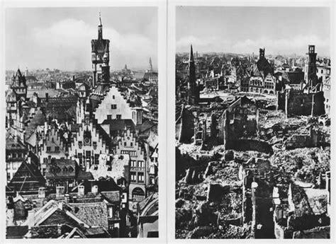 frankfurt wwii bombing