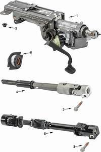 Jeep Wrangler Jk Steering Column Parts