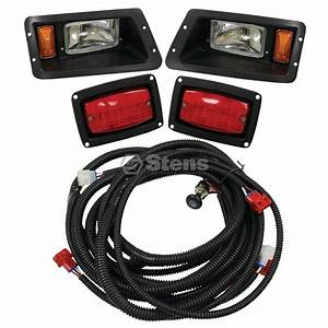 Stens 851  Tail Lights  U0026 Harness For