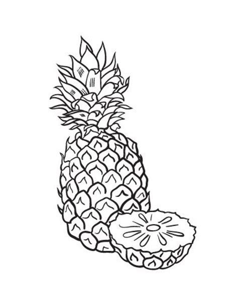 Free Printable Vegetable Garden Coloring Pages