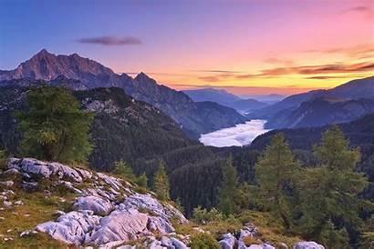 Mountains German Breitung Michael Heaven Piece Berchtesgaden