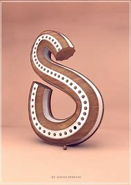 creative letter designs alphabet