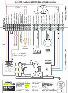 Collection Of Generac Rts Transfer Switch Wiring Diagram