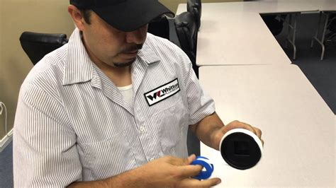 Plumbing Clean-Out Plug Installation - YouTube