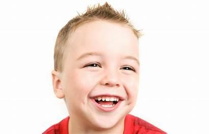 Boy Practice Smile Smiling Dental Wales South