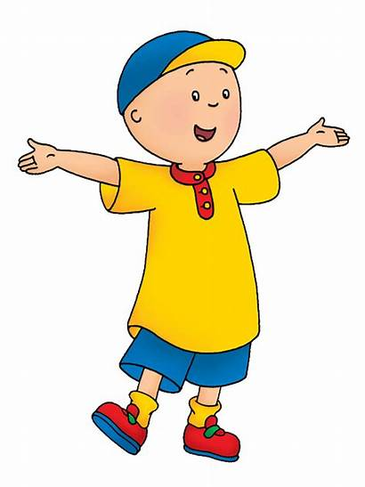 Cartoon Characters Caillou Icons Category Backgrounds