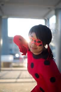 Miraculous Ladybug and Cat Noir Cosplay