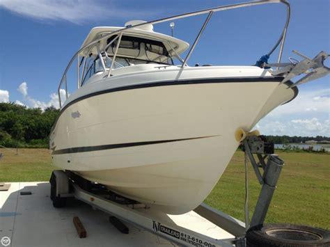 Hydra Sport Boats Used by 2002 Used Hydra Sports 2800 Walkaround Vector Walkaround