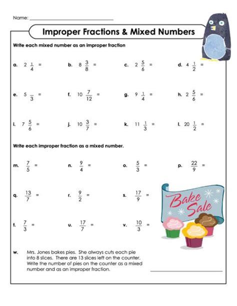 decomposing fractions worksheet 4th grade 13 pdf 14 best