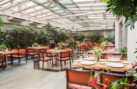 restaurante jardin metropolitano vp hoteles madrid