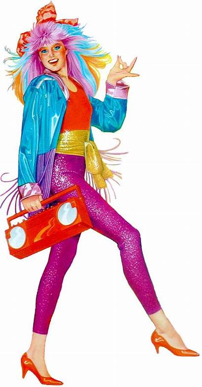 Jem Holograms Danse Cartoon Dvorak 80s Rio