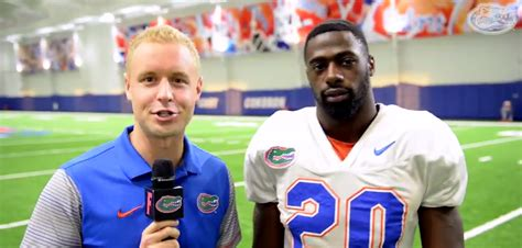 Video: Marcus Maye looks back on 'long journey' to Senior Day