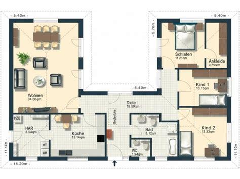 Moderne Bungalows Grundrisse by Grundriss Eg Hauspl 228 Ne In 2019 Haus Bungalow Haus