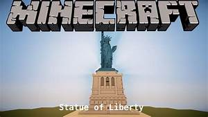 Minecraft Statue Of Liberty Download Youtube