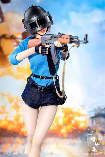 Mobile Pubg Wallpapers Female Outfit Resolution Android