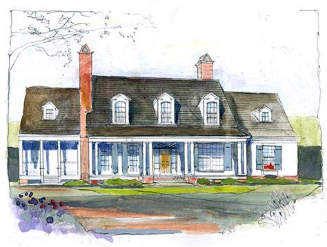 Cyprus Luxury Greek Revival Home Plan 060d-0107