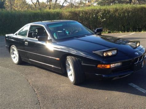 how to work on cars 1997 bmw 8 series navigation system buy used 1997 bmw 840ci 840 black on black in excellent shape low miles 57 000 in huntingdon