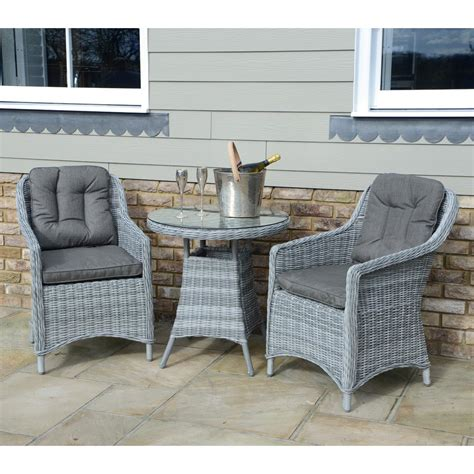 Garden Dining Set Sale by Kensington Deluxe 70cm Table With 2 Henley Dining