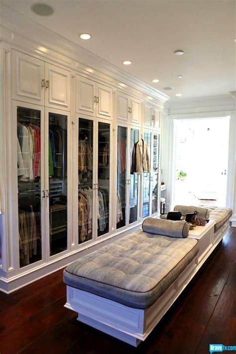walk in closet design transitional closet bravo tv