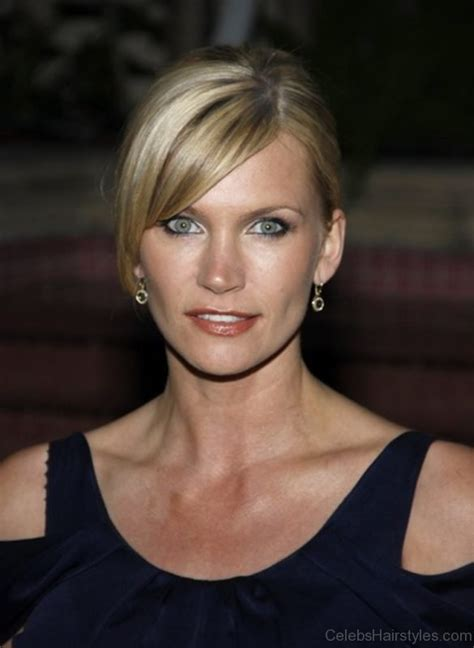 stylish hairstyles  natasha henstridge