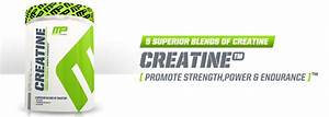 Muscle Pharm Creatine Review  U2013 Does It Work