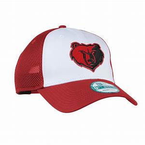 New Era Mesh Back Cap Adjustable with Custom Embroidered ...