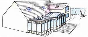 Permis De Construire Veranda : veranda ~ Melissatoandfro.com Idées de Décoration