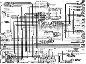 Chevrolet Truck Wiring Diagram For 1973