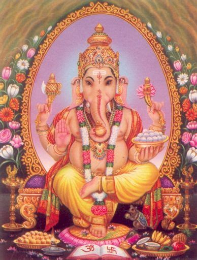 The Ganesh God Particle And The Shiva Stargates Beyond