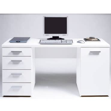 bureau blanc but déco bureau blanc